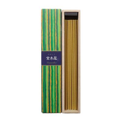 Nippon Kodo Kayuragi Incense Sticks: Osmanthus