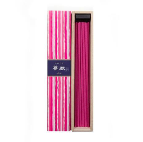 Nippon Kodo Kayuragi Incense Sticks: Rose