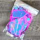 Flower Child Bath Brittle: Candy Floss