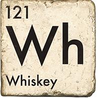 Whiskey - Marble Coaster