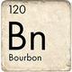 Bourbon - Marble Coaster