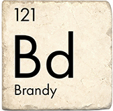 Brandy - Marble Coaster