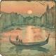 Venice 1 - Marble Coaster