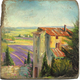 Provence 3 - Marble Coaster