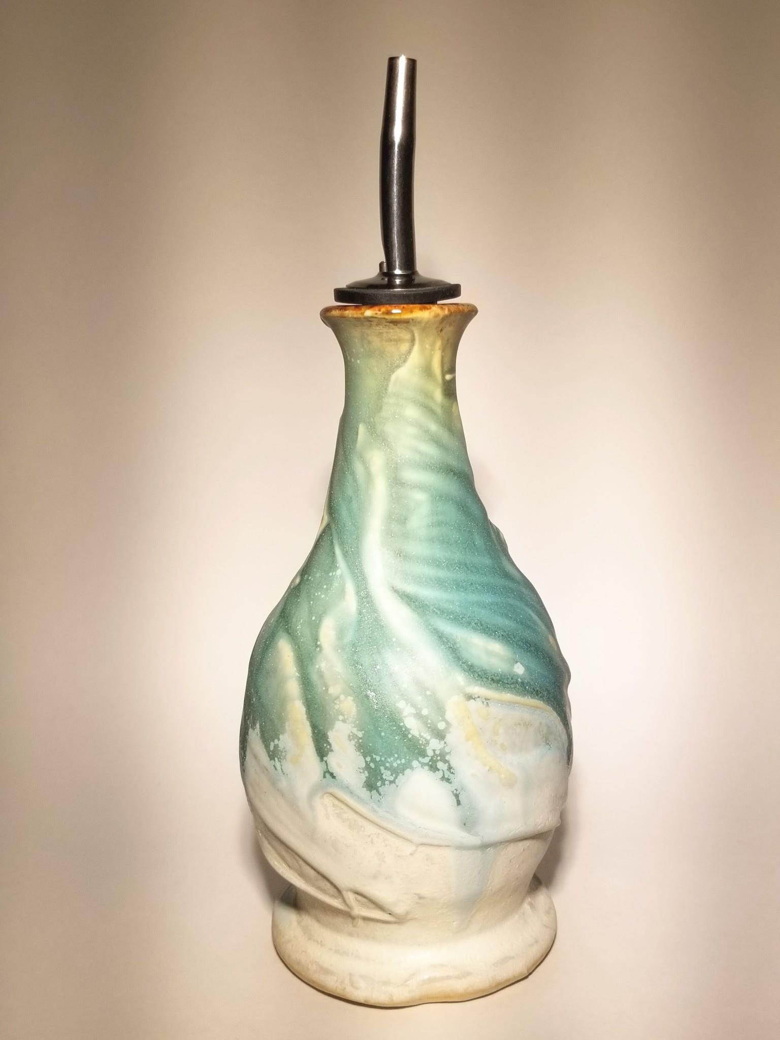 Dancerwood Pottery Dancerwood Pottery - Oil Decanter