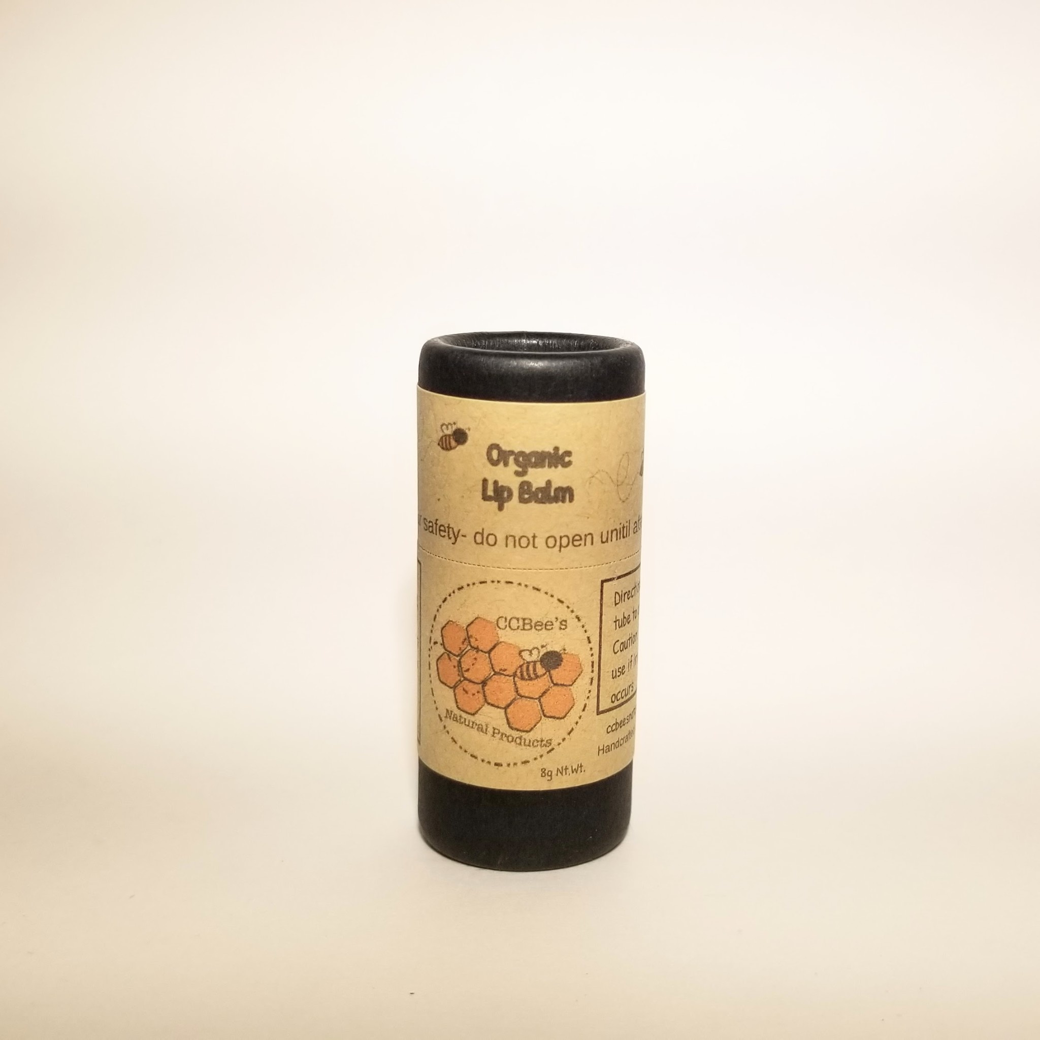 CCBee's Natural Products Lip Balm: