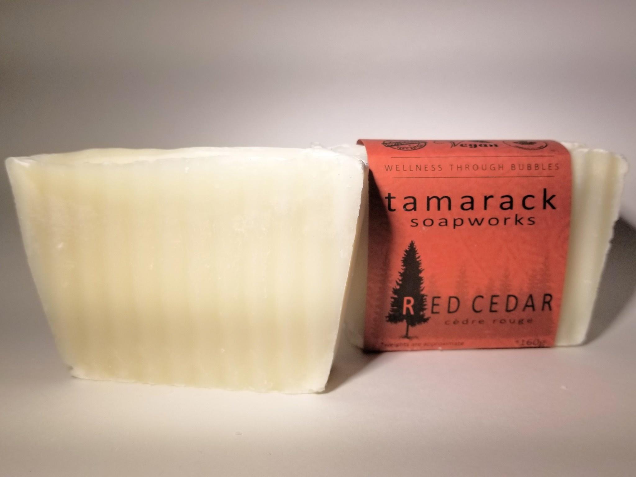 Tamarack Soapworks Tamarack Soapworks Red Cedar Bar Soap