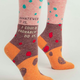 Blue Q Women's Crew Socks: Whatever it is