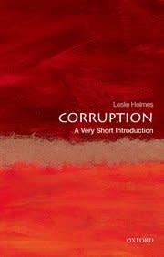 Oxford University Press Corruption: A Very Short Introduction