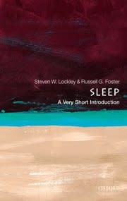 Oxford University Press Sleep: A Very Short Introduction