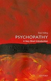 Oxford University Press Psychopathy: A Very Short Introduction