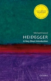 Oxford University Press Heidegger: A Very Short Introduction