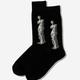 Hot Sox Mens Socks: Venus de Milo