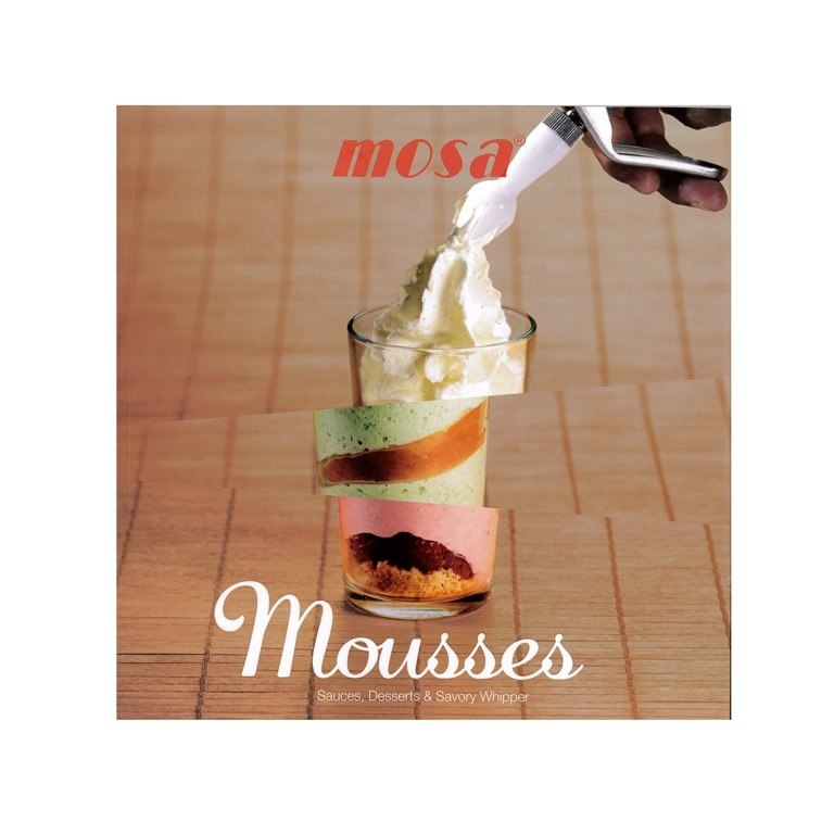 Mosa Mousse Recipe Book
