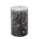 "Carsim Trading Inc Pillar Candle 4.5"" - Grey"