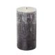 "Carsim Trading Inc Pillar Candle 5.5"" - Grey"