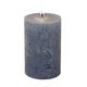 "Carsim Trading Inc Pillar Candle 4.5"" - Blue"