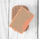 Flower Child Soap: Scrubby Coffee