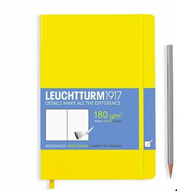 Leuchtturm1917 Sketchbook Medium (A5)