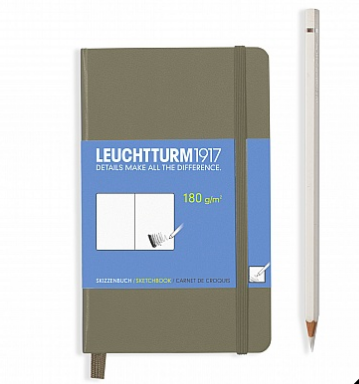 Leuchtturm1917 Sketchbook Pocket (A6)