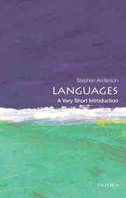 Oxford University Press Languages: a Very Short Introduction