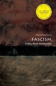 Oxford University Press Fascism: a Very Short Introduction