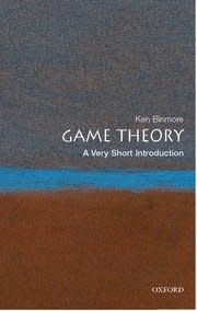 Oxford University Press Game Theory: a Very Short Introduction