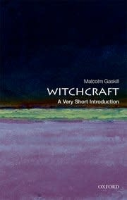 Oxford University Press Witchcraft: a Very Short Introduction