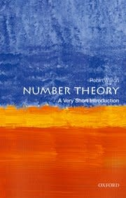 Oxford University Press Number Theory: A Very Short Introduction