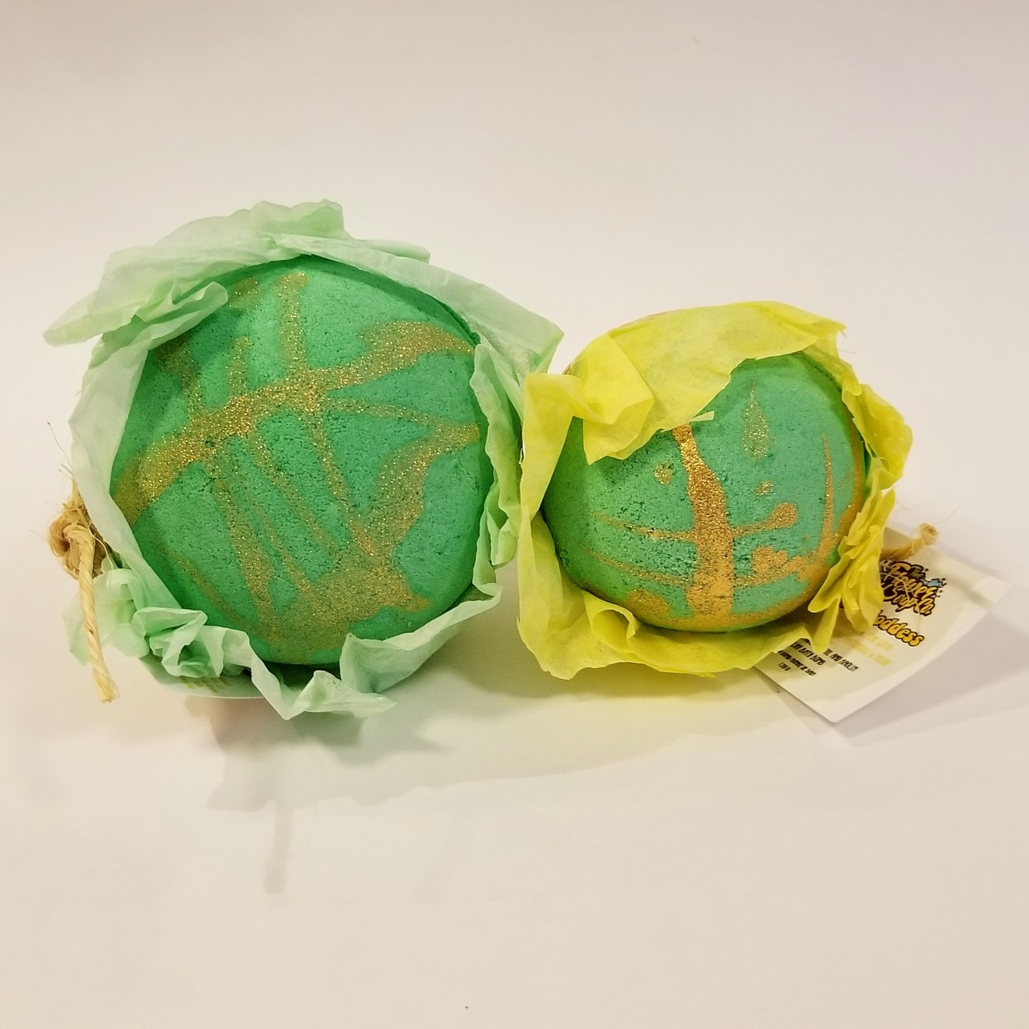 Flower Child Bath Bomb: Forest Goddess