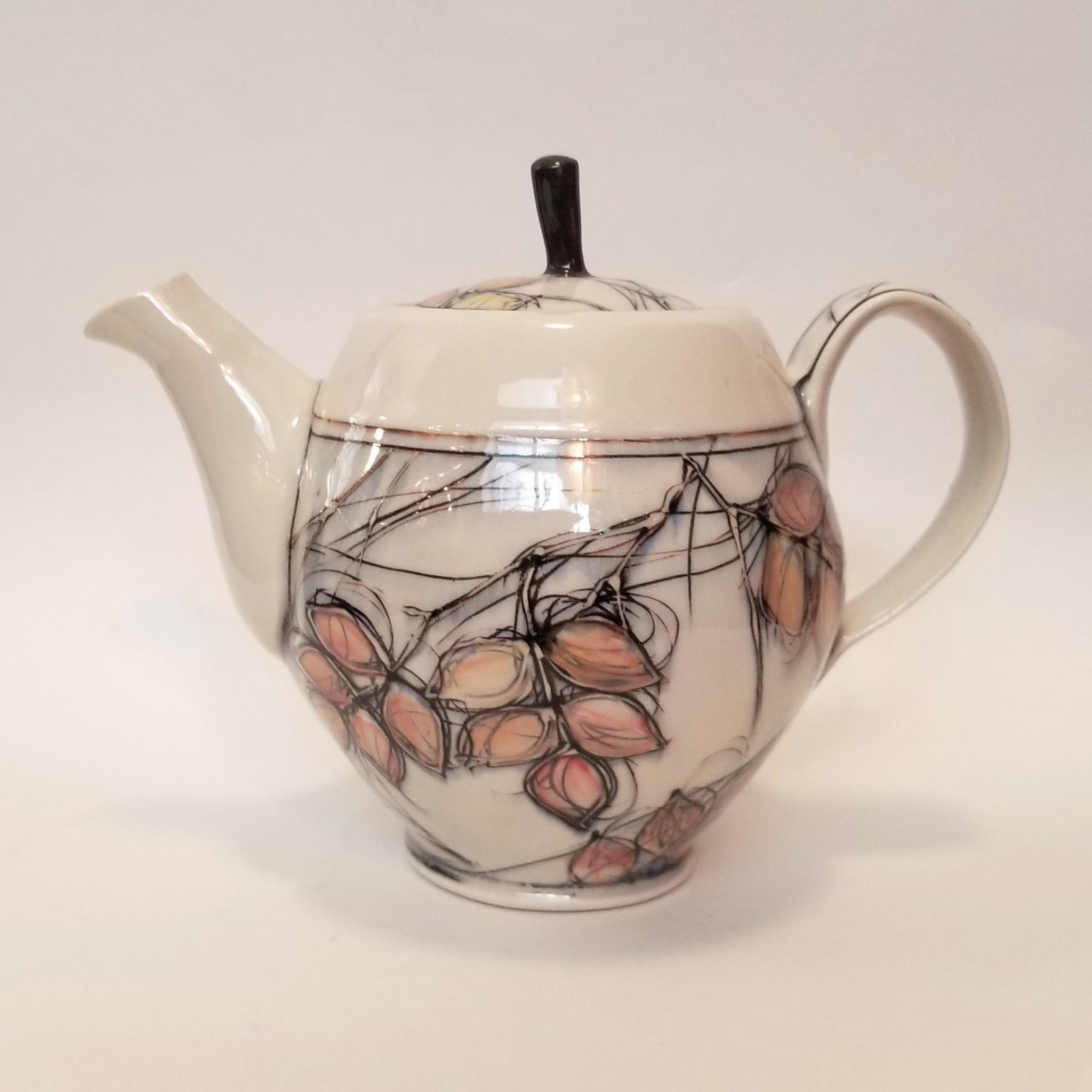 Little Sister Pottery Little Sister Pottery - Teapot
