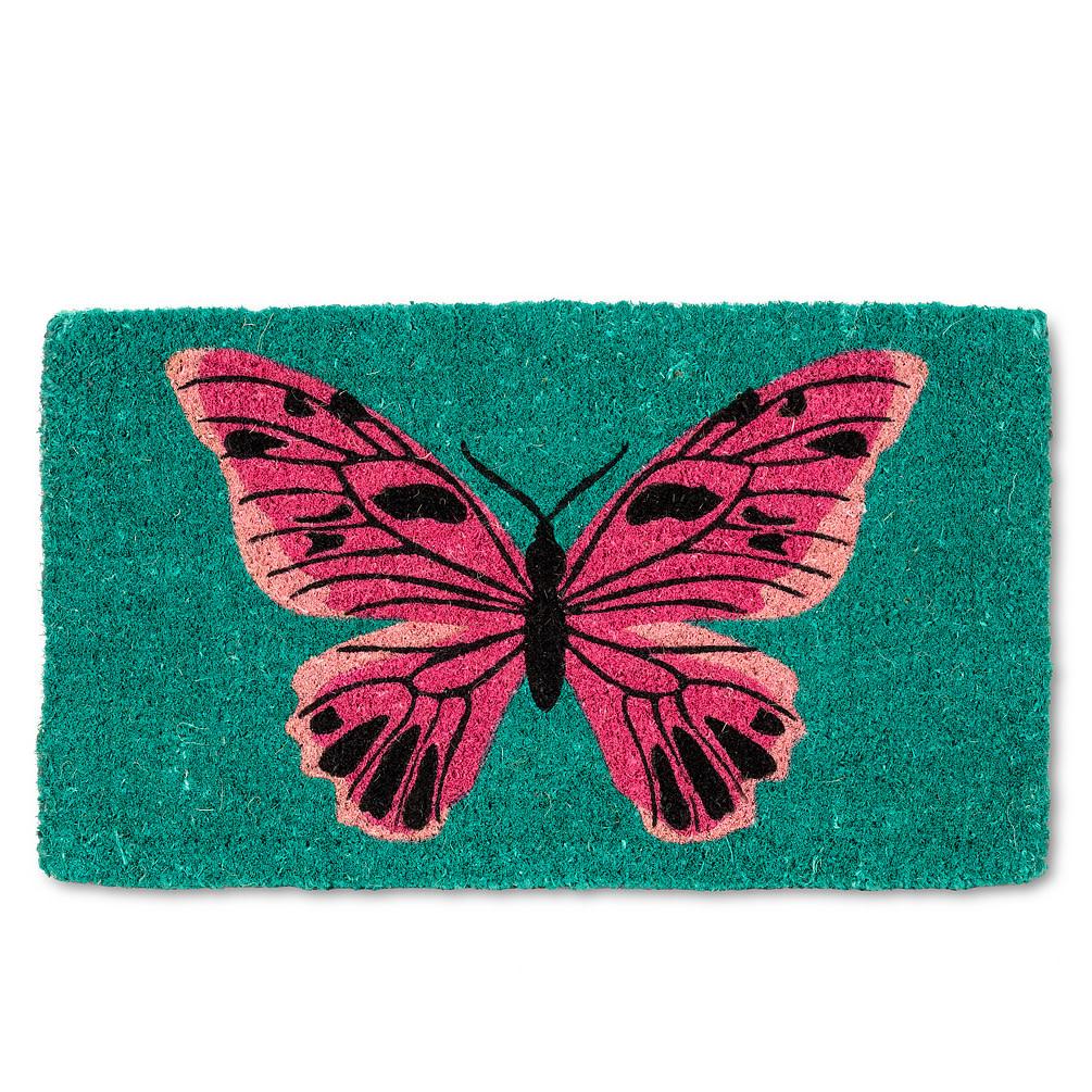 Abbott Doormat - Bold Butterfly
