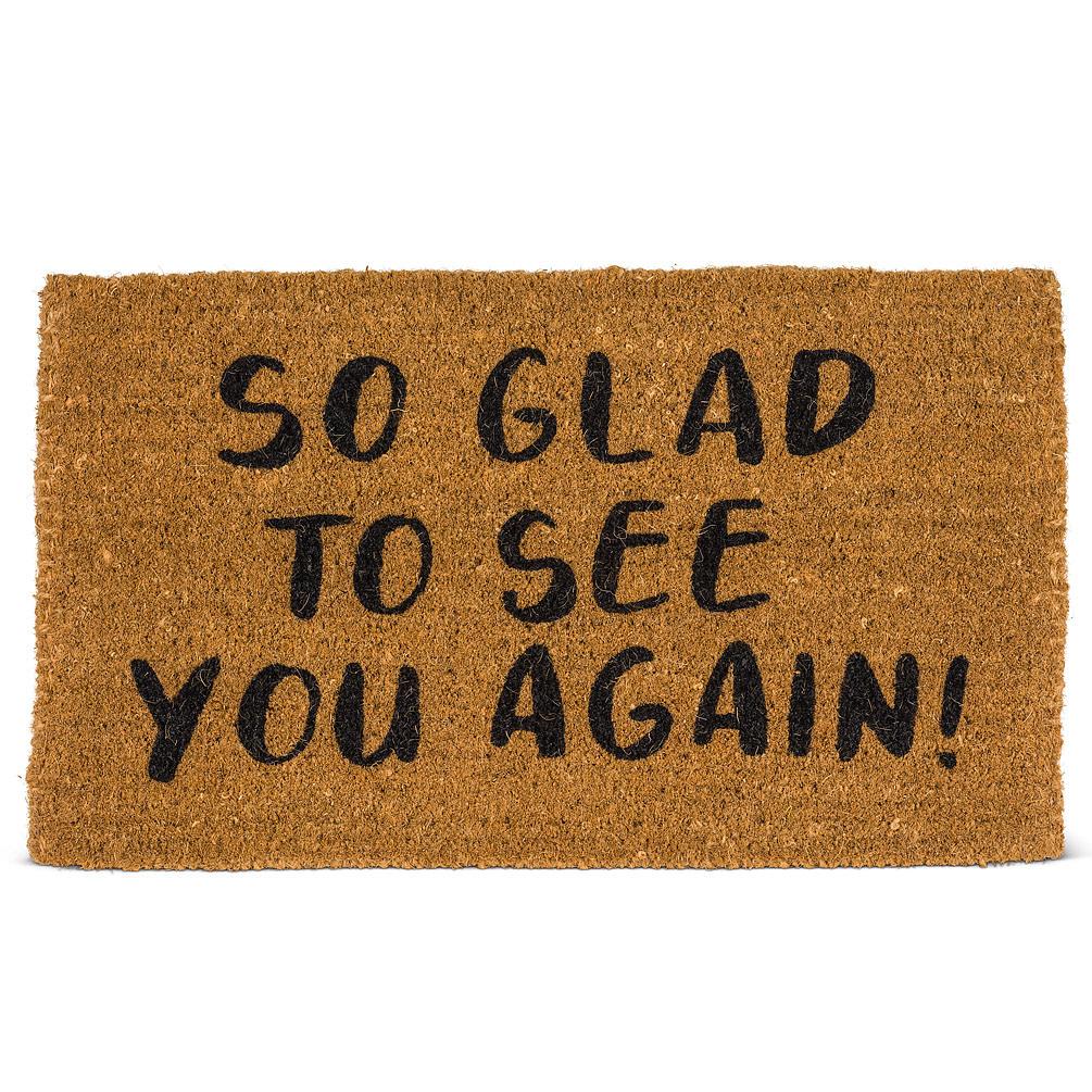 Abbott Doormat - See you again