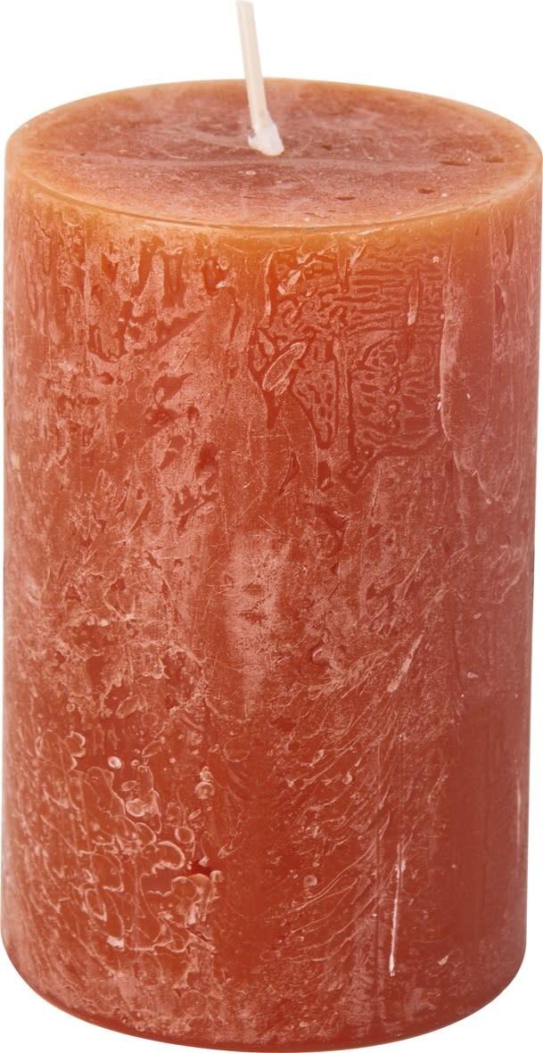 "Carsim Trading Inc Pillar Candle 4.5"" - Terracotta"