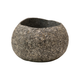 """5"""" x 2 3/4"""" Round Natural Stone Container"""