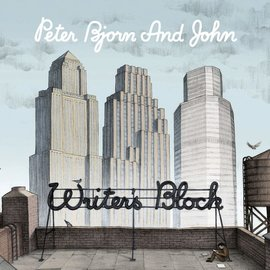 Peter Bjorn And John – Writer's Block LP