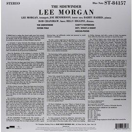 Lee Morgan -- The Sidewinder LP