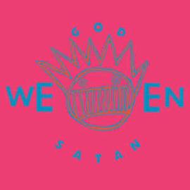 Ween – God Ween Satan - The Oneness LP pink & blue vinyl