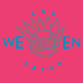 Ween ‎– God Ween Satan - The Oneness LP pink & blue vinyl