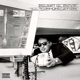 Beastie Boys ‎– Ill Communication LP