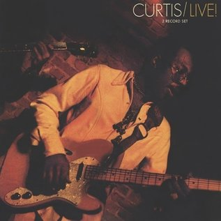 Curtis Mayfield - Curtis / Live! LP