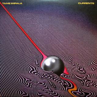 Tame Impala ‎– Currents LP