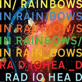 Radiohead ‎– In Rainbows LP