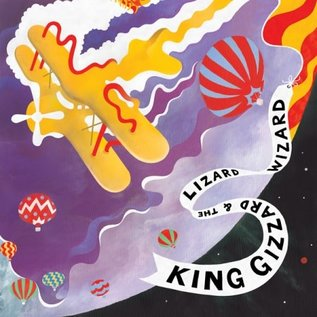 King Gizzard & The Lizard Wizard ‎– Quarters! LP