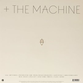 Florence And The Machine ‎– How Big, How Blue, How Beautiful LP