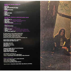 Black Sabbath - Master Of Reality LP deluxe edition