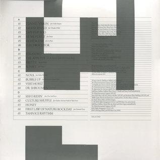 Dabrye – Three / Three LP clear vinyl