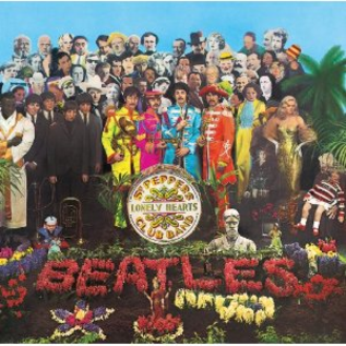 Beatles ‎– Sgt. Pepper's Lonely Hearts Club Band LP