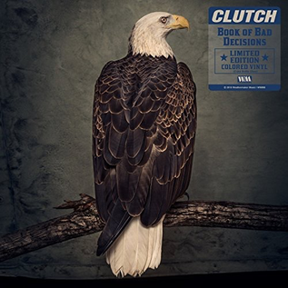 Clutch – Book Of Bad Decisions LP coke bottle clear vinyl
