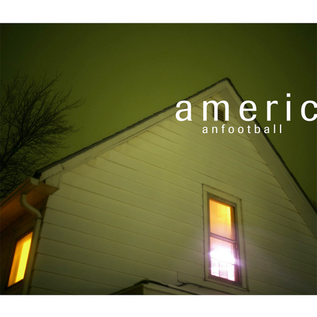 American Football - American Football LP with bonus lp of live / practice sessions on red vinyl
